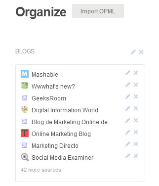 feedly-organize