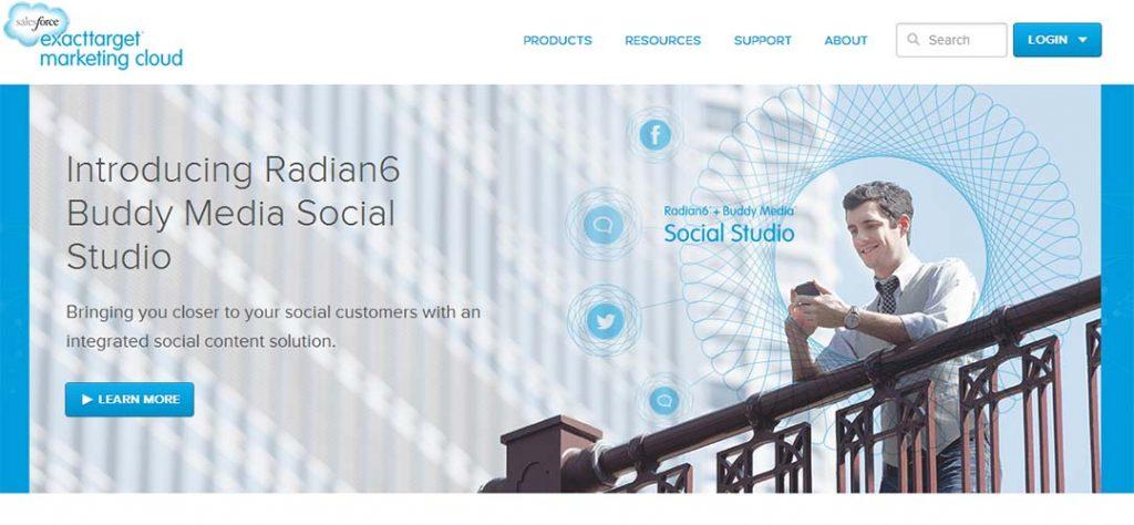 radian 6- analitica Social Media