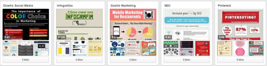 Cómo desarrollar tu marca de empresa en Pinterest