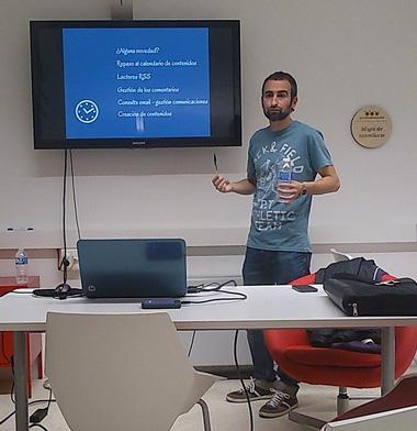 formación La Colaboradora - Zaragoza Activa
