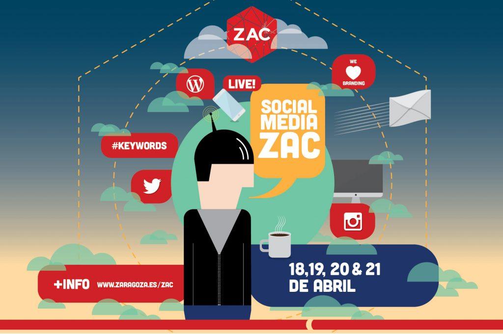 smZAC formación gratuita Social Media en Zaragoza