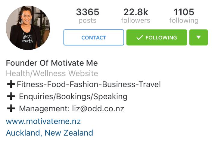 instagram para empresasy
