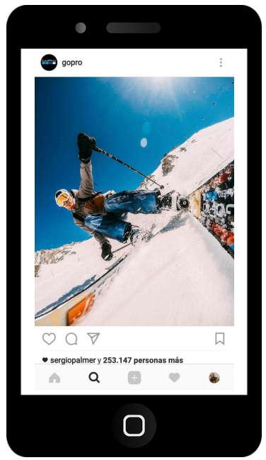 Instagram empresas. Ejemplos de marcas inspiradoras