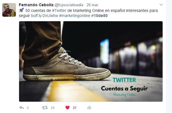 tuit atraer trafico a tu blog con twitter