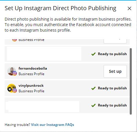 programar en instagram con hootsuite