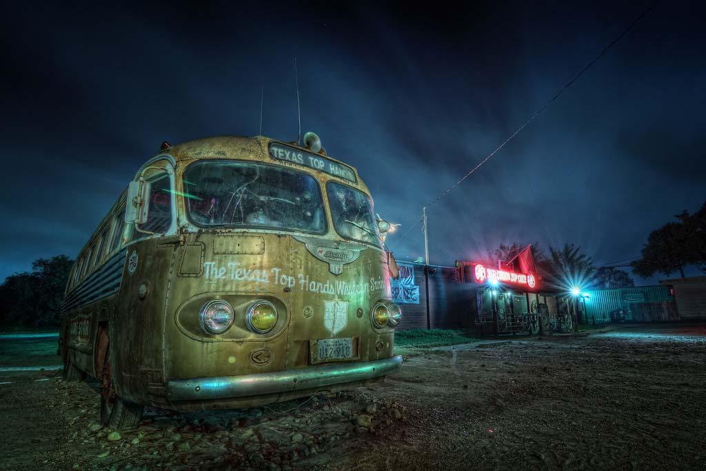 Fotografía autobus