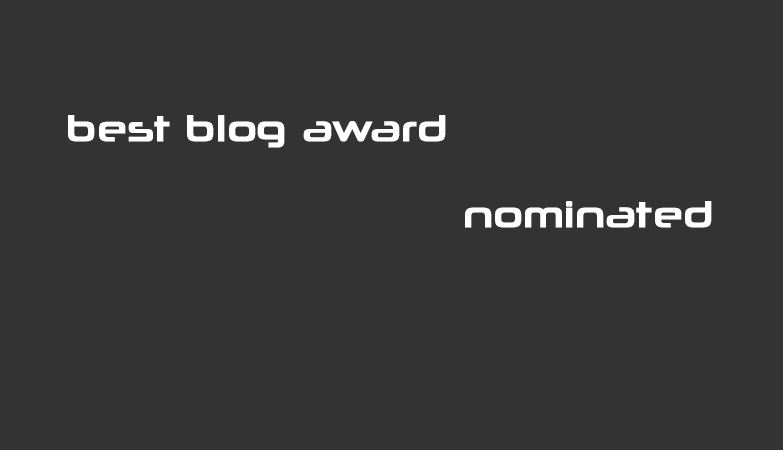 best blog award Fernando Cebolla blog