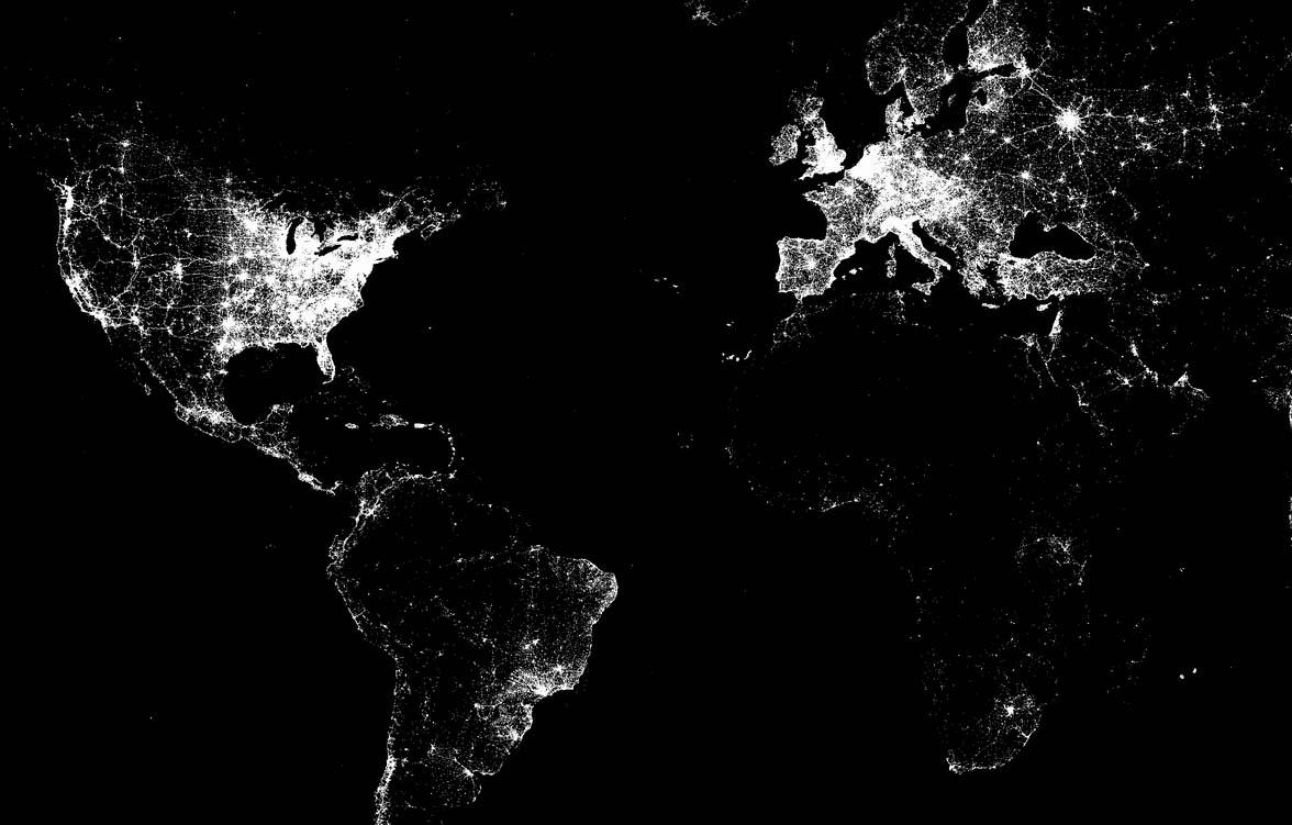 Foursquare: el poder de la geolocalización