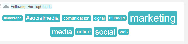 tags following socialbro