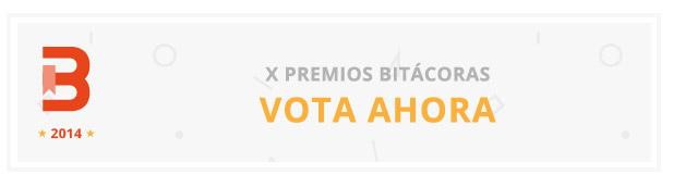 Vota este blog en los premios Bitácoras 2014