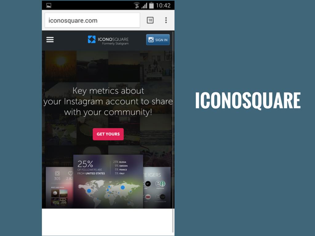 Herrramientas para gestionar Instagram