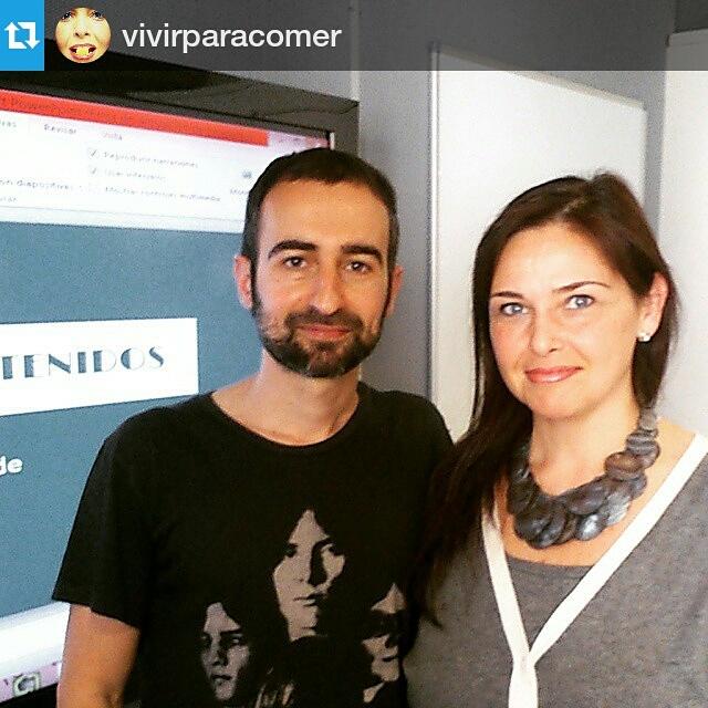 microseminarios creativos zaragoza activa con @vivirparacomer