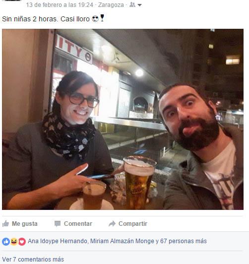 felicidad emociones redes sociales
