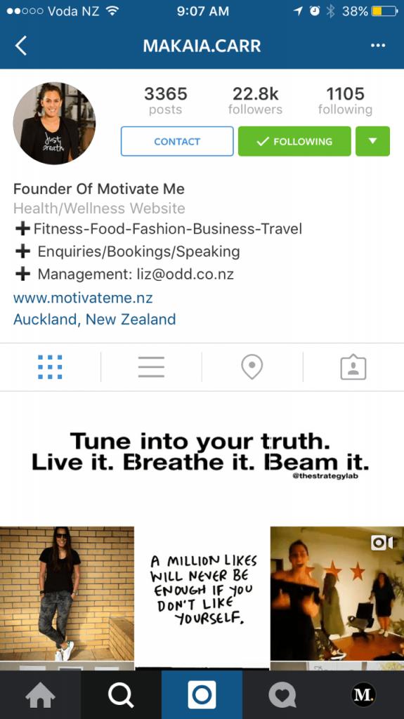 instagram prueba nuevos perfiles empresa