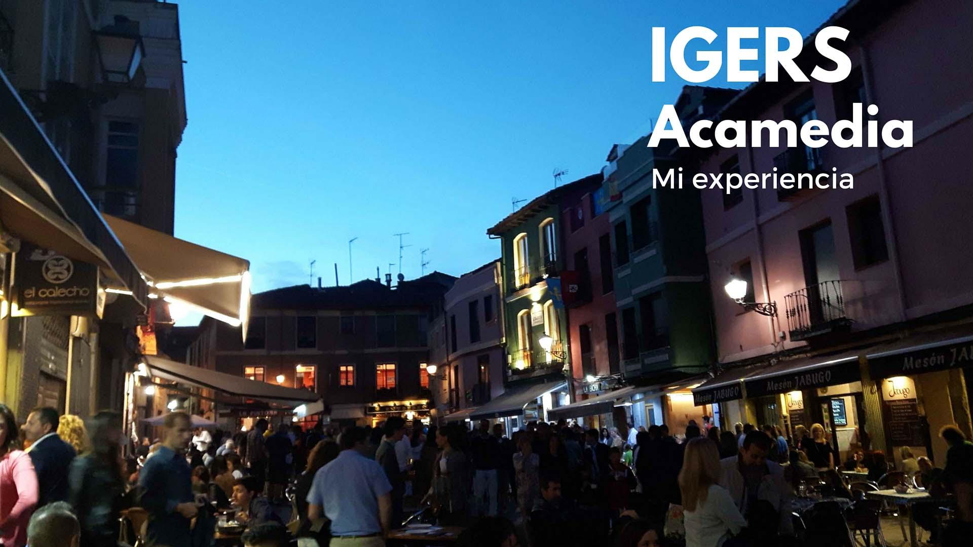 Igers Academia: una academia para instagramers en tu ciudad