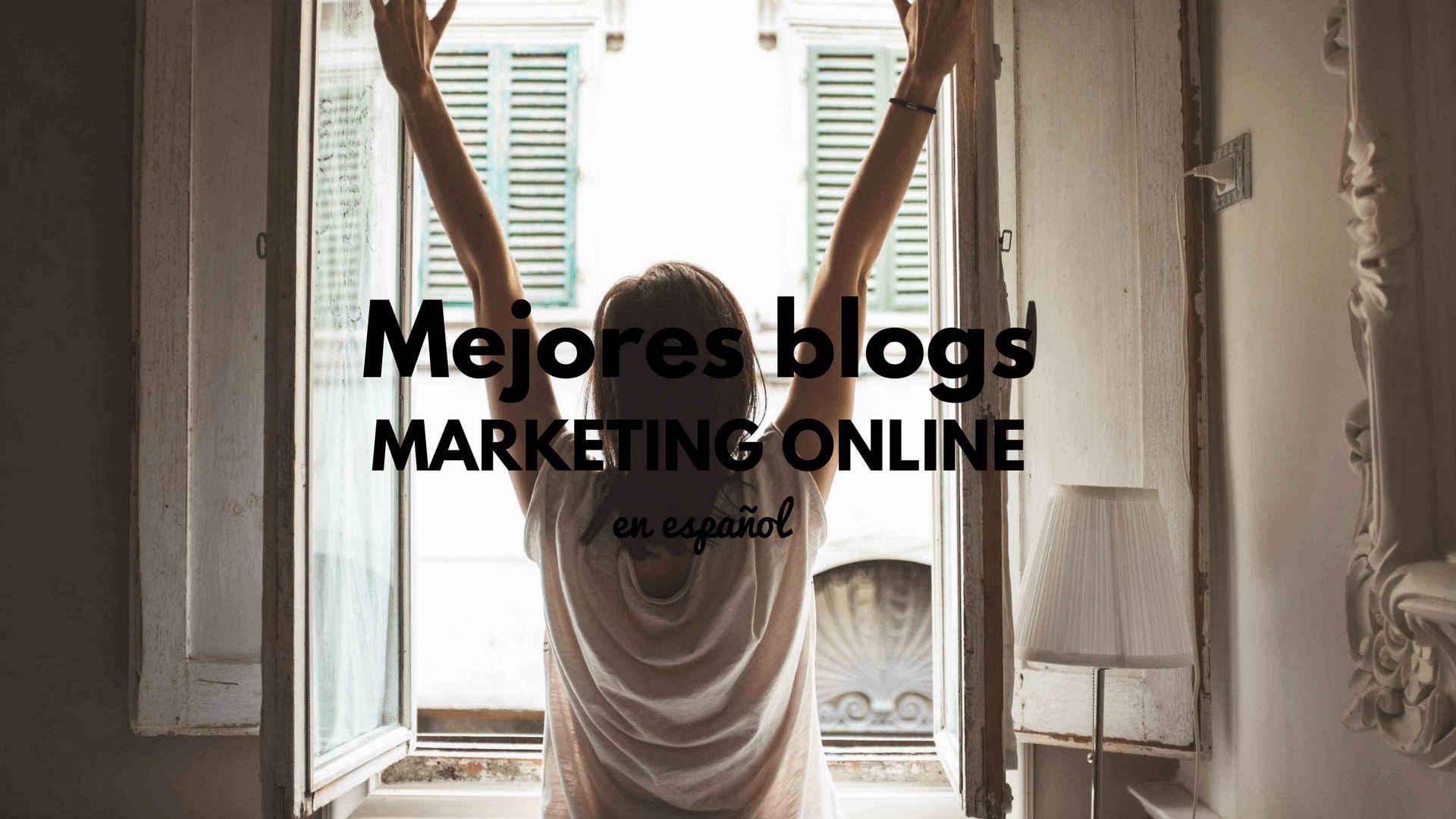 Los mejores blogs de Marketing Online y Social Media en español