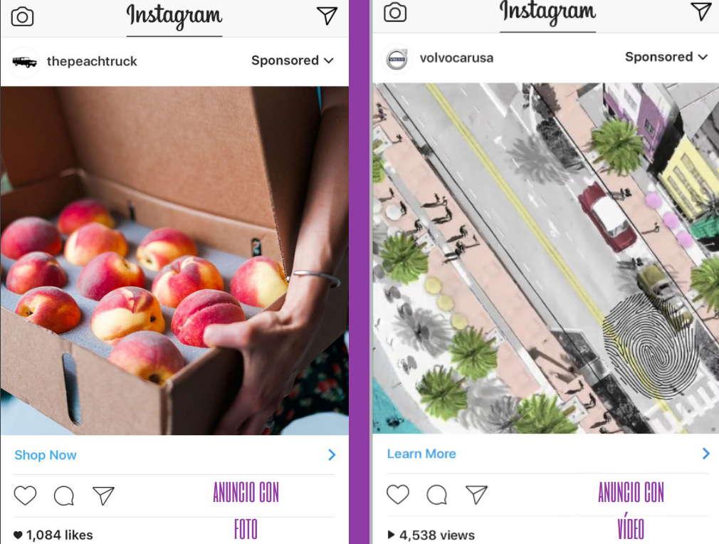La Publicidad en Instagram