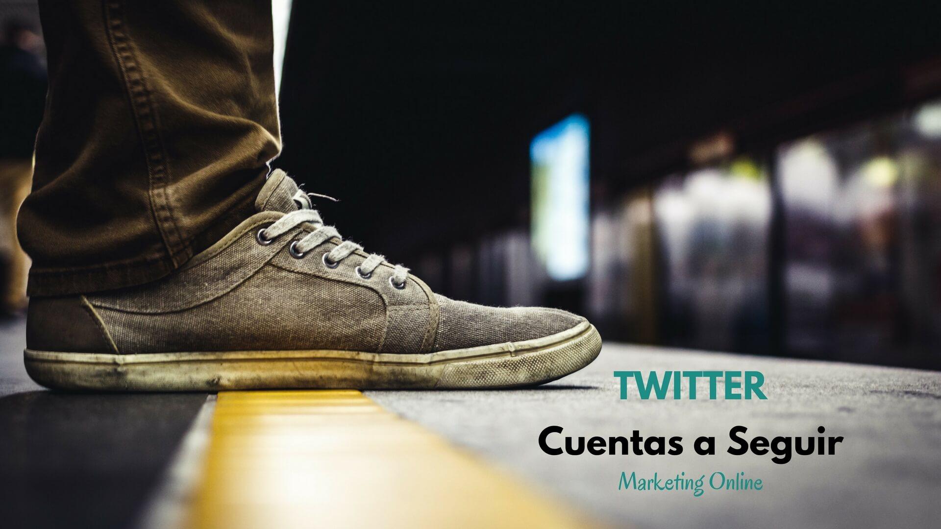 50 cuentas de Twitter de Marketing Online en español interesantes para seguir