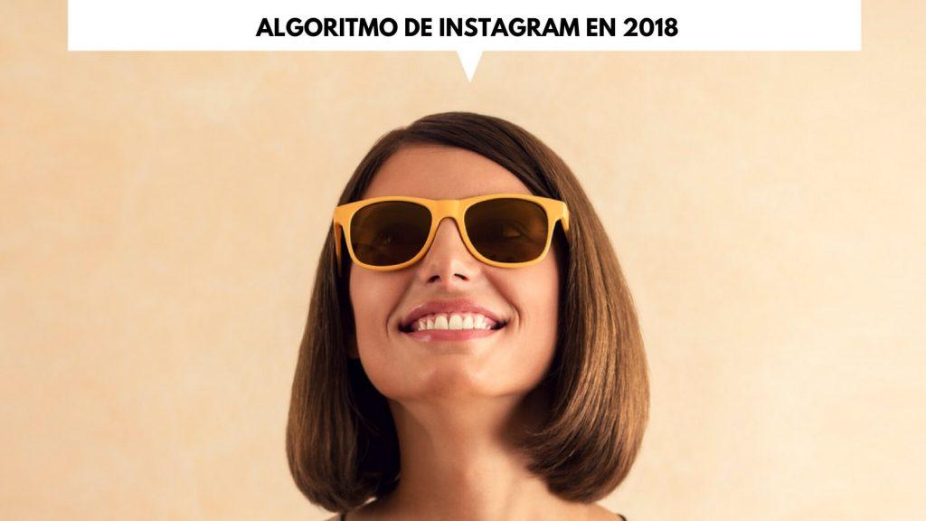 algoritmo de Instagram en 2018