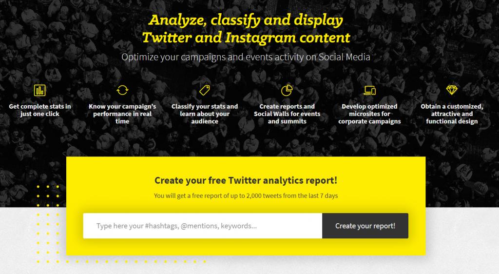 tweetbinder herramientas para twitter