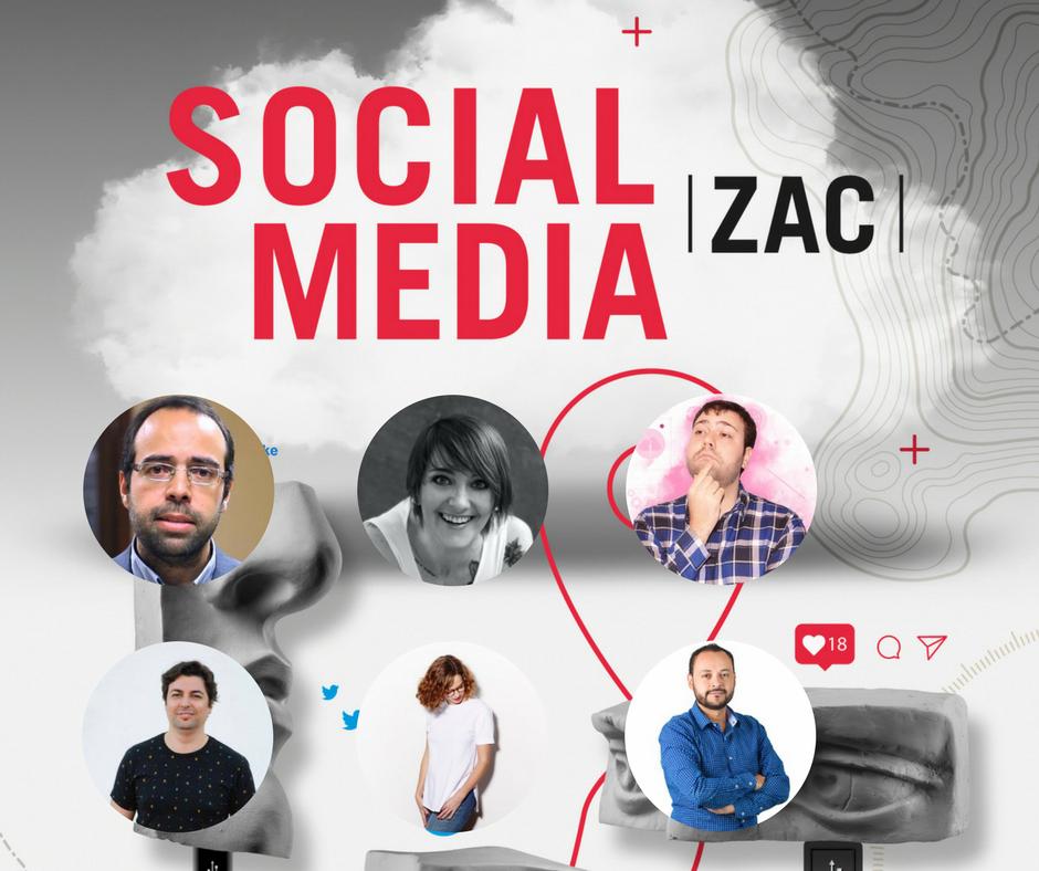 social media ZAC 2018 smzac Zaragoza