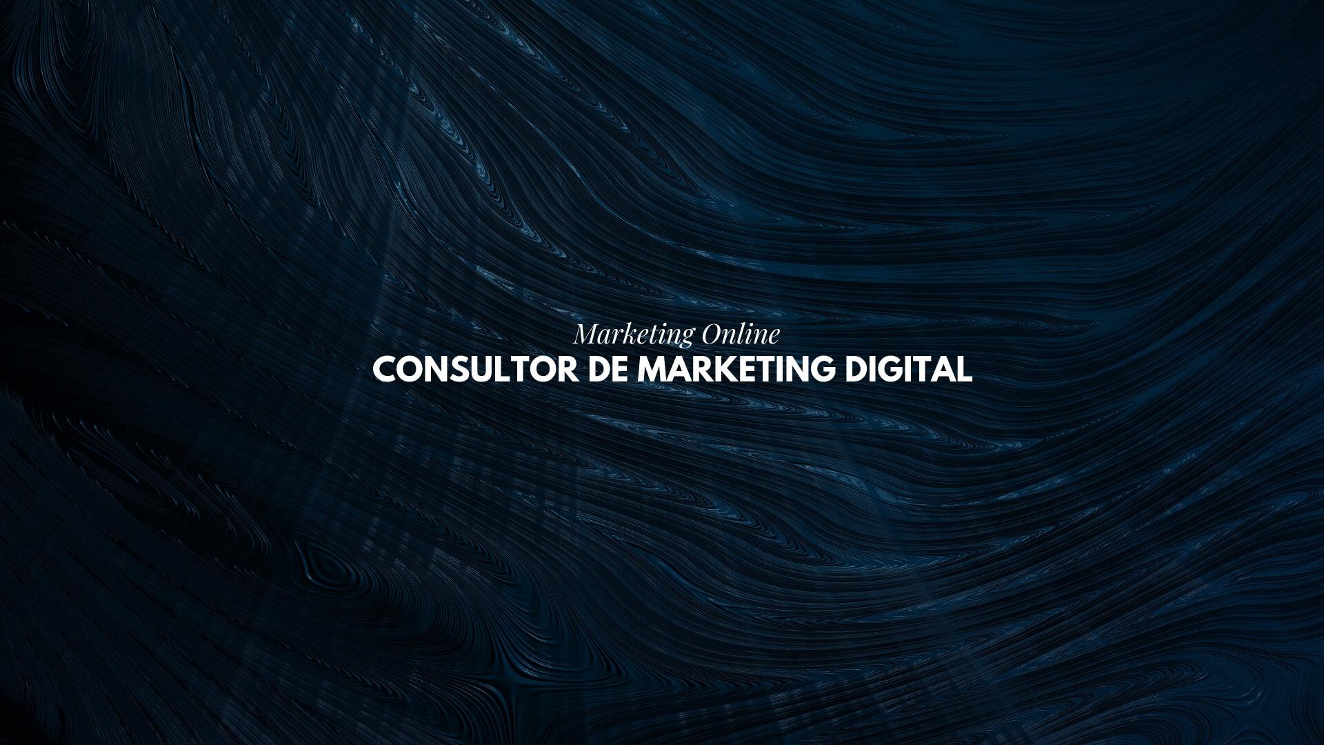 Qué hace un consultor de marketing digital : funciones y tareas