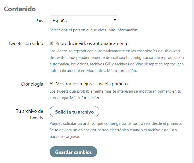 timeline cronologico en twitter algoritmo de twitter