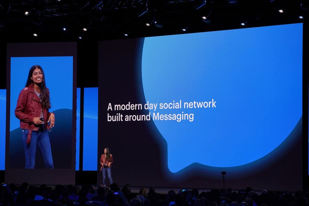 Novedades Facebook 2019 messenger