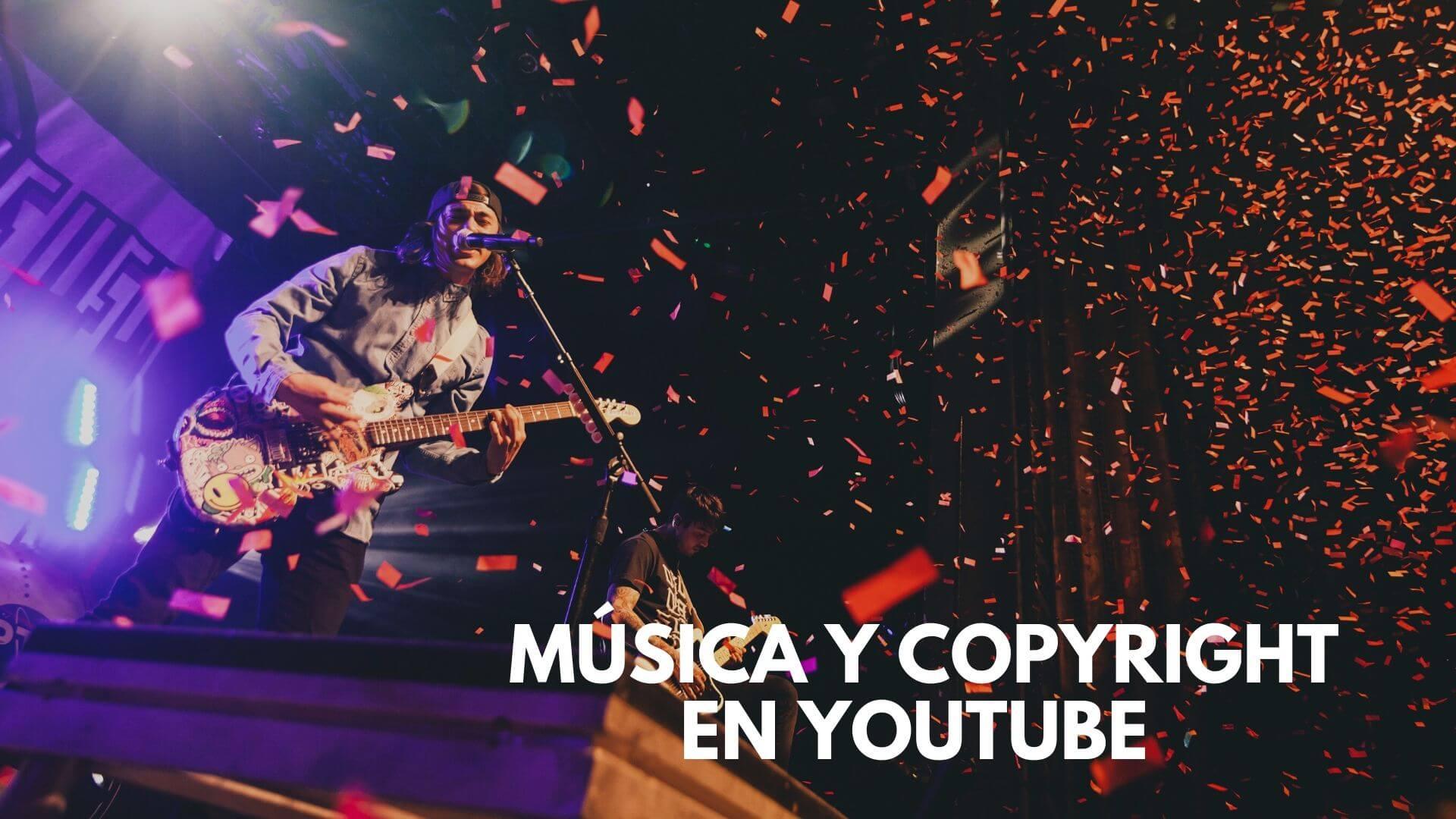 Música y Copyright en Youtube – qué puedo y no puedo hacer